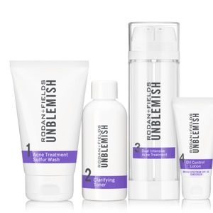 Rodan & Fields UNBLEMISH REGIMEN FOR ACNE